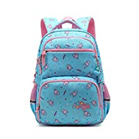 TYUIO School Backpack For Girls Boys For Middle School Cute Bookbag Outdoor Daypack (Color : E, Size : L)