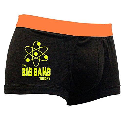 Herren Big Bang Theory Inspired Lustige Boxershorts Unterwäsche-Novelty Geschenke