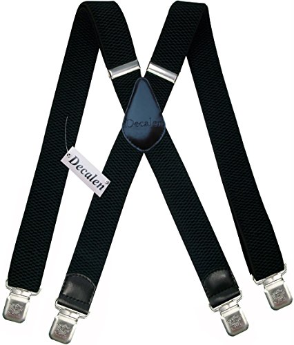 mens-braces-wide-adjustable-and-elastic-suspenders-x-shape-with-a-very-strong-clips-heavy-duty-black