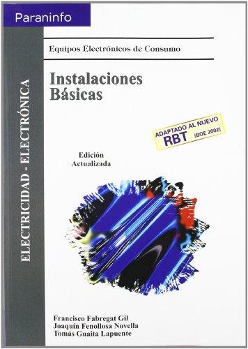 Instalaciones básicas por FRANCISCO FABREGAT GIL
