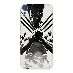 Impressive Ready Wolf Shade Back Case Cover for HTC Desire 820