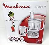 Moulinex FP 3241 kompakte Multitifunktions- Küchenmaschine Schneiden Raspeln Standmixer 1,25 l 750W