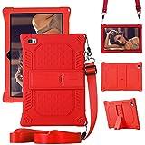 RLTech Custodia Cover per Teclast P20HD, Ultra Leggero Protettiva Cover in Silicone con Supporto per Bambini per Teclast…