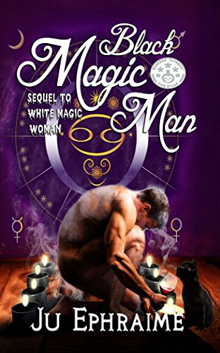 Book cover image for Black Magic Man