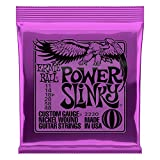 Ernie Ball Power Slinky Nickel Wound Set, .011 - .048