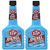 STP Diesel Fuel Treatment and Injector Cleaner (236ml) - Pack of 02