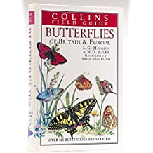 Field Guide to the Butterflies of Britain and Europe