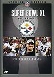 NFL Super Bowl XL - Pittsburgh Steelers Championship DVD