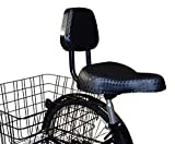 jorvik adulti Triciclo SELLA O Bicicletta sella con schiena appoggio