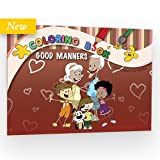 Coloring Book - Good Manners