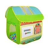 Popup Baby Spielhaus Kinder-Zelt Spielzelt Kinderzelt Jungen, Ritterzelt Für Kinder Ab 3 Jahre, 109 X 87 X 88 cm