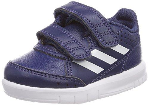 Adidas Altasport CF I, Zapatillas de Estar por Casa Bebé Unisex, Azul (Indnob/Ftwbla/Naalre 000), 22 EU