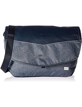 Jack Wolfskin Wool Tech 18 Litre Laptop Friendly Urban Messenger Bag