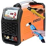 45A AIR Plasma Cutter HF Start & 250A MMA/ARC/Stick Inverter Welder 2 in