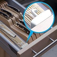 Vorteilspaket - Stick'n'lock Magnetische Kindersicherung 15 Stück mit 3 Schlüsseln - machen sie ihr Haus in unter 30 Minuten Babysicher! Perfekt für Schränke, Schubladen & mehr! Machen sie ihr gesamtes Haus mit nur EINEM SET kindersicher! Schanksicherung Schubladesicherung