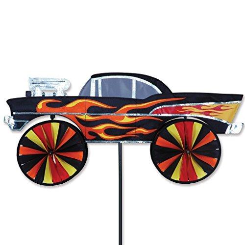 28 in. Hot Rod Spinner (Halloween Rod Kostüm Hot)