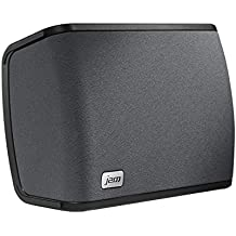 Jam Audio Rhythm Wireless Wi-Fi Speaker w/ Amazon Alexa Voice, Play 1 / Multi-Room, 2.1 Stereo Sound, Treble + Bass Adjustment, Stream Your Personal Music Library, Spotify etc. with Free JAM App