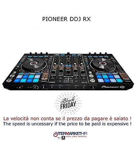 Pioneer DDJ-RX, Haute FEDELTA, recordbox contrôleur, DJ