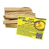 Palo Santo Legnetti - Palo Santo Incenso Originale - Confezione convenienza 100 Gr. - Legno Naturale 100%