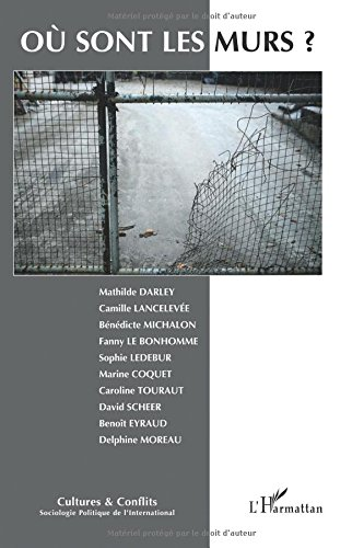 Où sont les murs ? par Various Authors