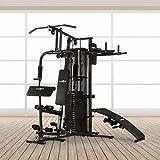 KLAR FIT Ultimate Gym 5000 • Multiestación musculación • Jaula Entrenamiento...
