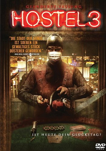 Hostel 3 (Hostel Dvd)
