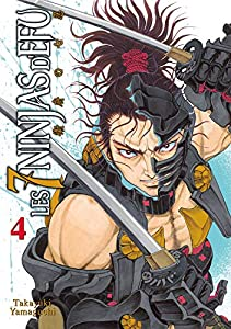 Les 7 Ninjas d'Efu Edition simple Tome 4