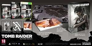 Tomb Raider: Survival Edition (Xbox 360)