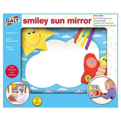 Galt Toys Smiley Sun Mirror