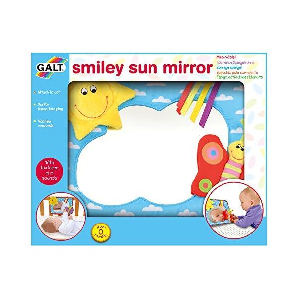 Galt Toys Smiley Sun Mirror 1