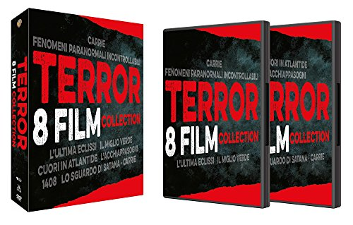 Stephen King Horror Collection 8 Film (DVD) - Excl. AMAZON