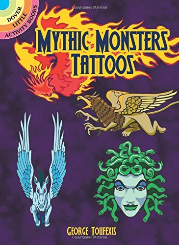 Mythic Monsters Tattoos (Dover Tattoos)