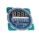 Digital Rotierende LED Elektronische Uhr DIY Production Suite Kit Modul Set