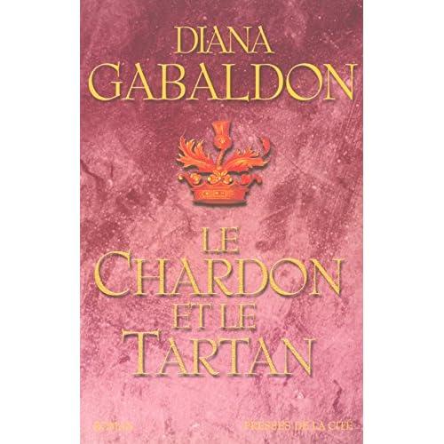Cercle de pierre, tome 1 : Le Chardon et le Tartan