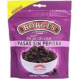 Borges - Pasas sin pepitas - Dulces y tiernas - 150 g - [pack de 4]