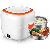 Mini cuiseur à riz multifonctionnel autoguant pour déjeuner électrique portable avec bols, plateau à vapeur pour la…
