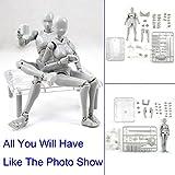 lzndeal 2,0 Body Chan & Kun Doll mâle femelle DX Tamashii Nations S.H. Modèle...