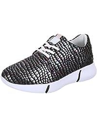 Ital-Design - Zapatillas de Material Sintético para mujer