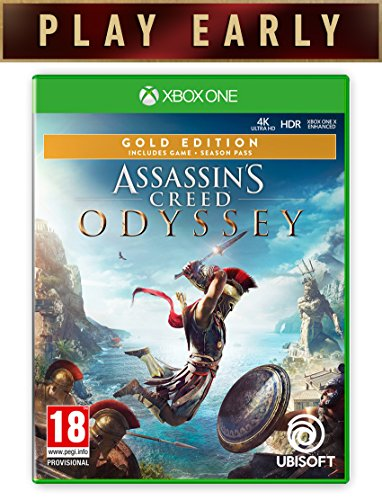Assassins Creed Odyssey Gold Edition (Xbox One) Best Price and Cheapest