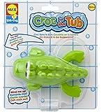 Alex Rub A Dub Wind Up Croc In The Tub Bath Toy