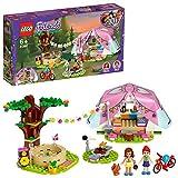 LEGO Friends - Le camping glamour dans la nature, Jouet pour Fille et Garçon 6 Ans Et Plus, 241 Pièces - 41392