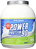 Body Attack Power Protein 90, Pistachio Cream, 1er Pack (1 x 2 kg)