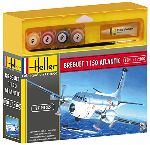 Heller Junior - 49072 - Maquette - Breguet 1150 Atlantic
