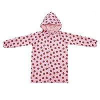 YUELANG Small Polyester Baby Rain Coat Outdoor Waterproof Raincoat Children Windproof Poncho Boys Girls Rainwear