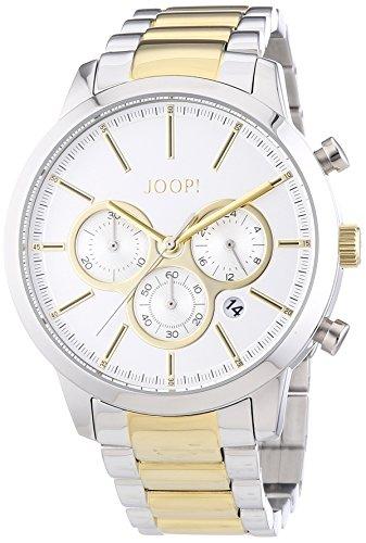Joop Damen-Armbanduhr Chronograph Quarz Edelstahl beschichtet JP101522002