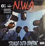 STRAIGHT OUTTA COMPTON LP (VINYL ALBUM) EUROPEAN PRIORITY 2013