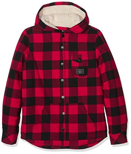 Rip Curl Overshirt Eskimo Ls-Maglietta per ragazzo