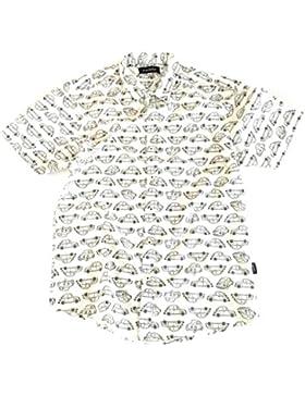 Camisa Trankilo VW escarabajo Blanco.