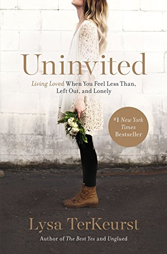 Click image or button bellow to READ or DOWNLOAD FREE Uninvited: Living  Loved When You Feel Less Than, Left Out, and Lonely