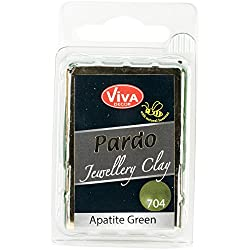 Viva Decor Pardo Jewelry Clay, 56g, Apatite Green